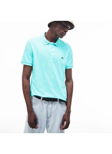 Lacoste Erkek Polo Tişört PH4012.D4J Mavi